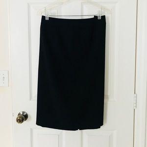 Calvin Klein Navy Skirt